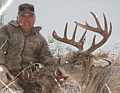 Alberta whitetail deer hunts